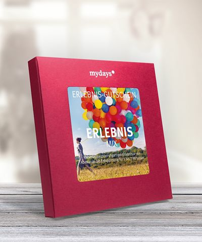 mydays Magic Box: Erlebnis Mix